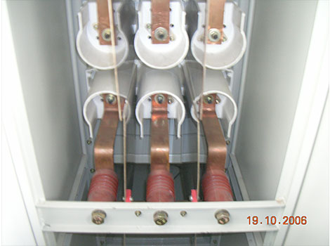 11 KV Panel Power connection in Johns Panel